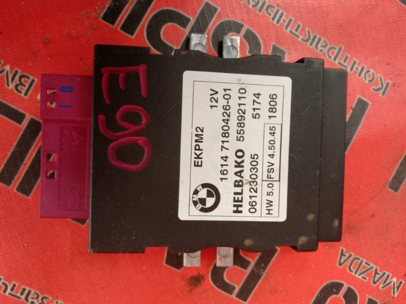 Блок управления топливным насосом Bmw 3-Series E90 N52B25 2006