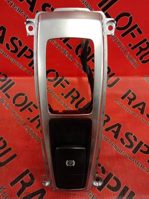 Обводка кпп Bmw X5-Series E70 N52B30 2007