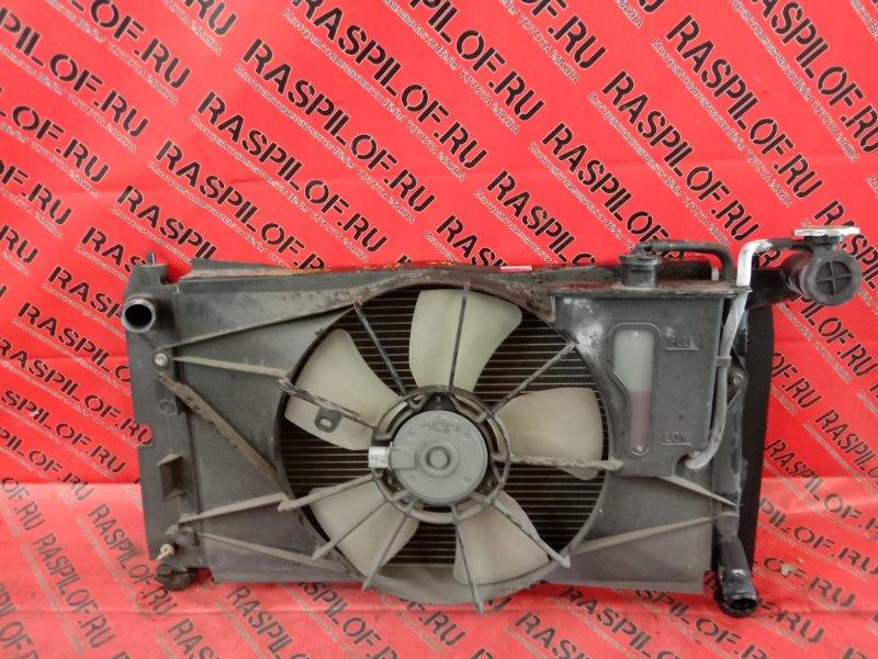 Радиатор двигателя Toyota Corolla Runx ZZE122 1ZZ-FE 2004