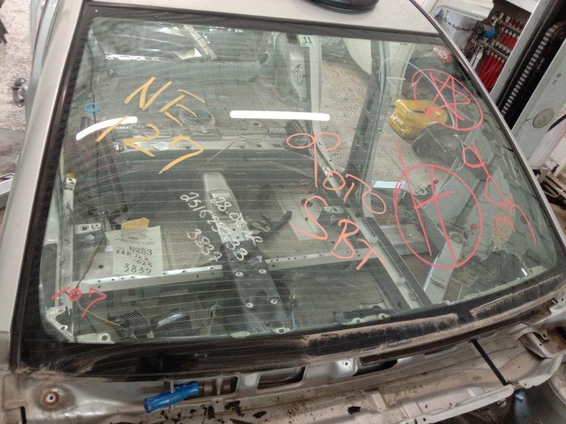 Стекло лобовое Toyota Corolla Runx ZZE122 1ZZ-FE 2004