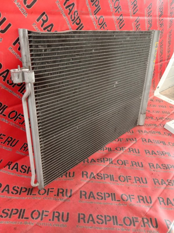 Радиатор кондиционера Bmw X5-Series E70 N52B30 2007