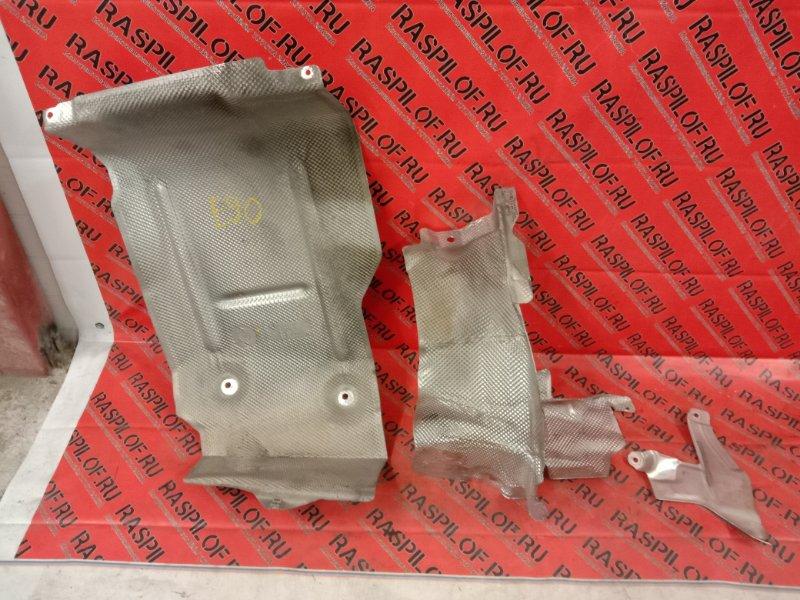 Защита глушителя Bmw 3-Series E90 N52B25 2006 нижняя