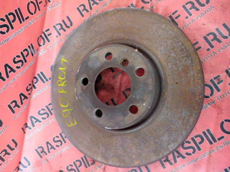 Диск тормозной Bmw X5-Series E70 N52B30 2007 передний