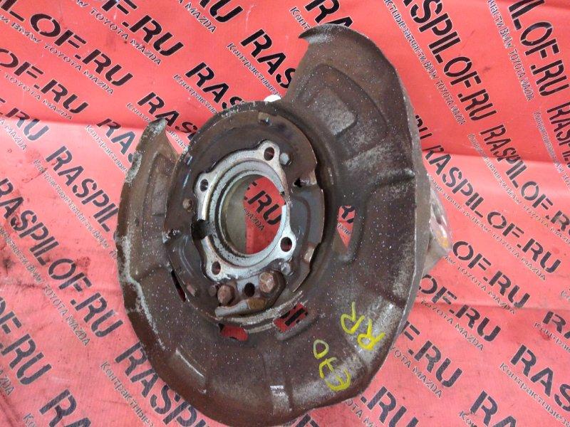 Цапфа Bmw X5-Series E70 N52B30 2007 задняя правая