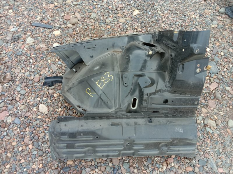 Лонжерон Bmw X3 - Series E83 N52B25 2008 передний правый