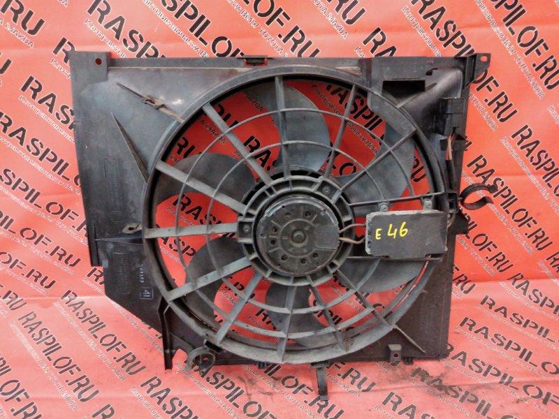 Вентилятор Bmw 3-Series E46 M43B19TU 1999