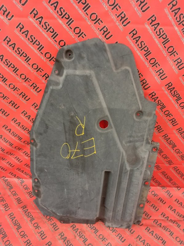Пластиковая защита Bmw X5-Series E70 N52B30 2007 правая