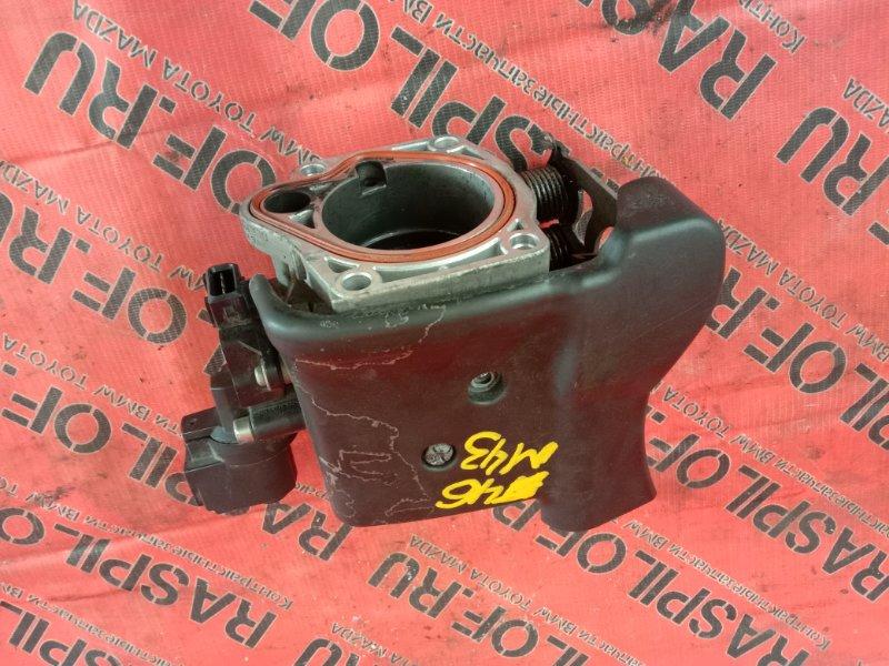 Заслонка дроссельная Bmw 3-Series E46 M43B19TU 1999