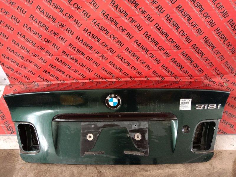Крышка багажника Bmw 3-Series E46 M43B19TU 1999