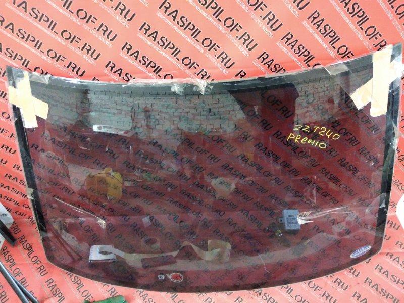 Стекло заднее Toyota Premio ZZT240 1ZZ-FE 2003
