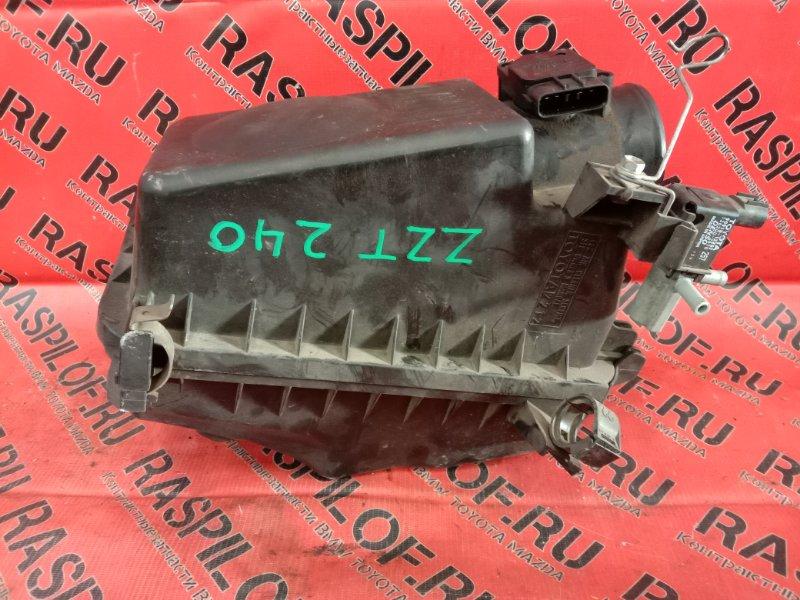 Корпус воздушного фильтра Toyota Premio ZZT240 1ZZ-FE 2003