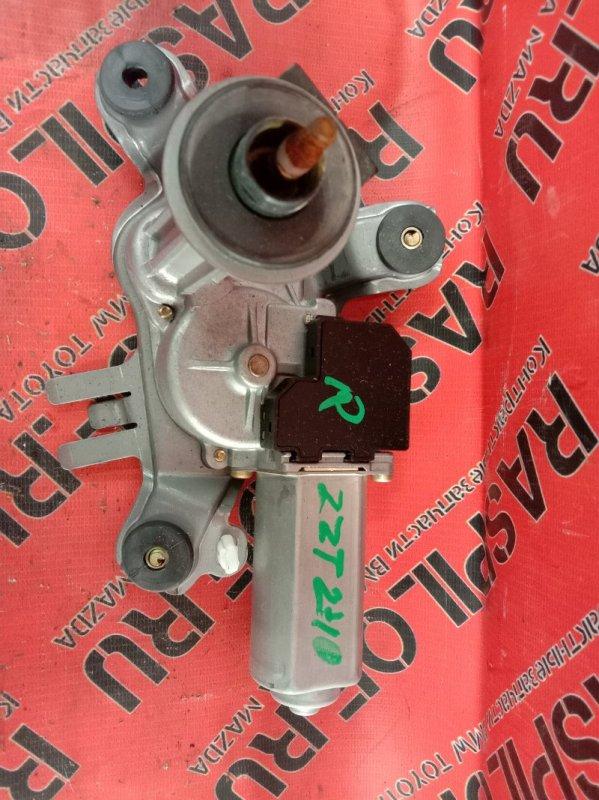 Мотор заднего дворника Toyota Premio ZZT240 1ZZ-FE 2003