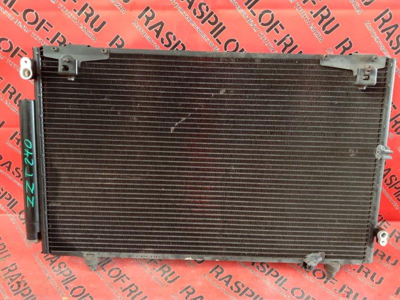 Радиатор кондиционера Toyota Premio ZZT240 1ZZ-FE 2003