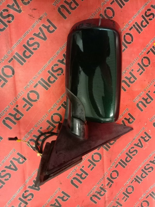 Зеркало боковое Bmw 3-Series E46 M43B19TU 1999 правое