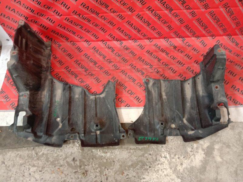 Защита двс Toyota Corona Premio ST215 3S-FE 2001