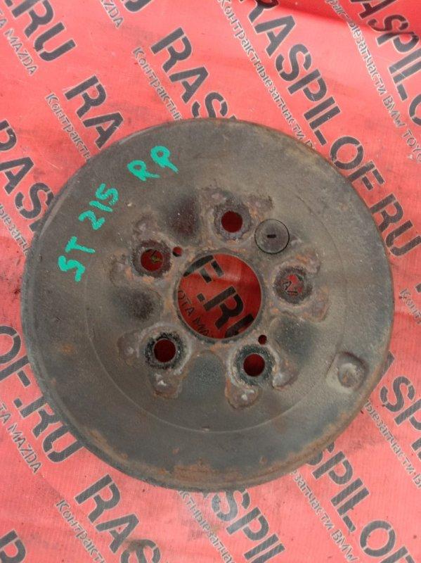 Барабан тормозной Toyota Corona Premio ST215 3S-FE 2001 задний