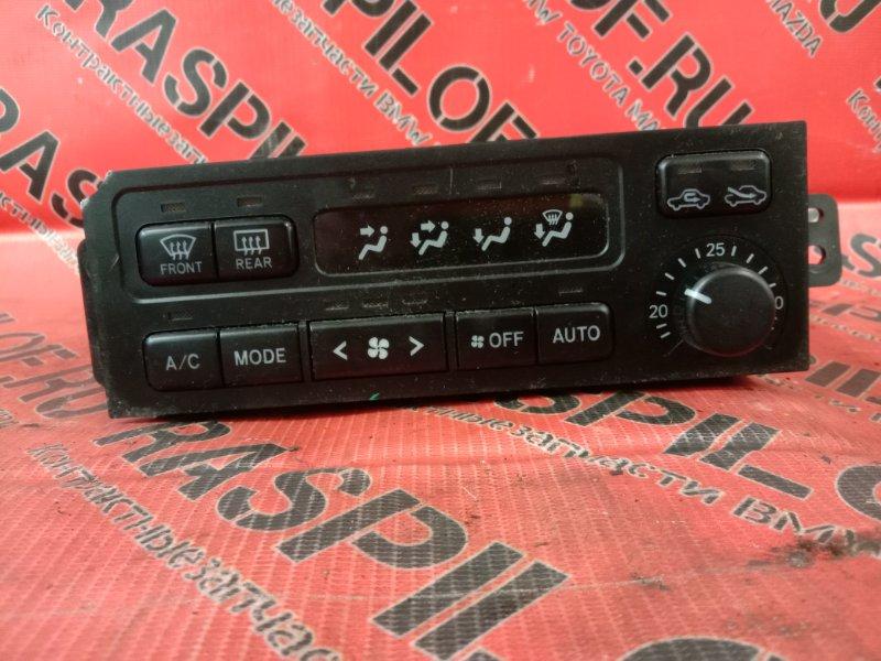 Блок управления климат-контролем Toyota Corona Premio ST215 3S-FE 2001