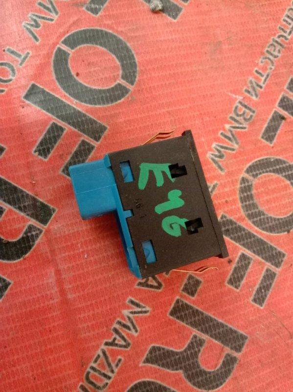Кнопка Bmw 3-Series E46 M43B19TU 1999