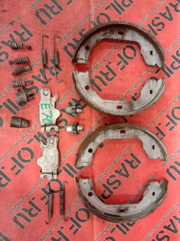 Механизм ручника Bmw X5-Series E70 N52B30 2007