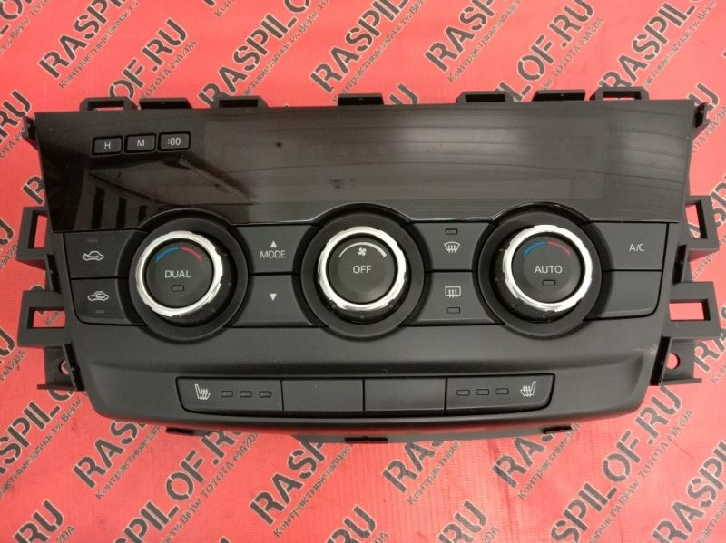Блок управления климат-контролем Mazda Atenza GJ5FP PY 2013