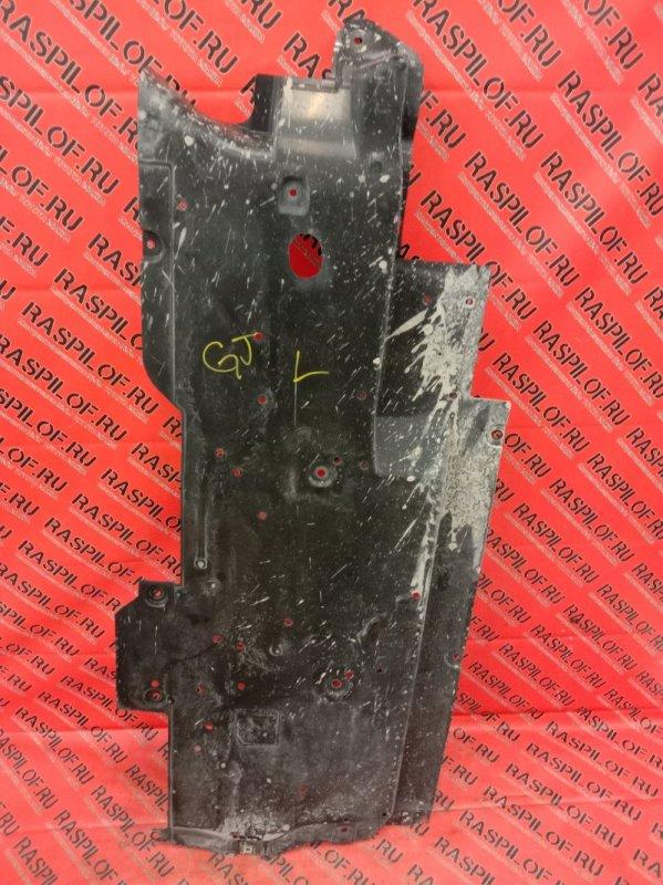 Пластиковая защита Mazda Atenza GJ5FP PY 2013 левая