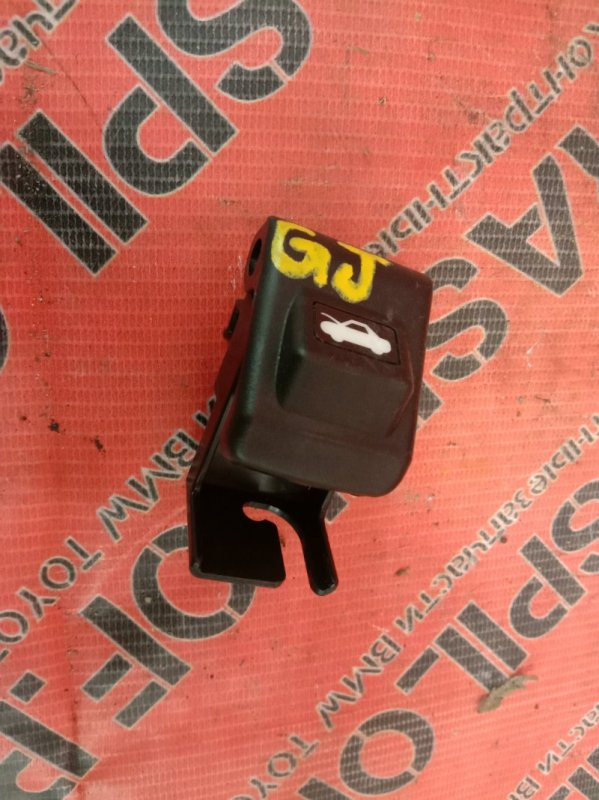 Ручка открывания капота Mazda Atenza GJ5FP PY 2013