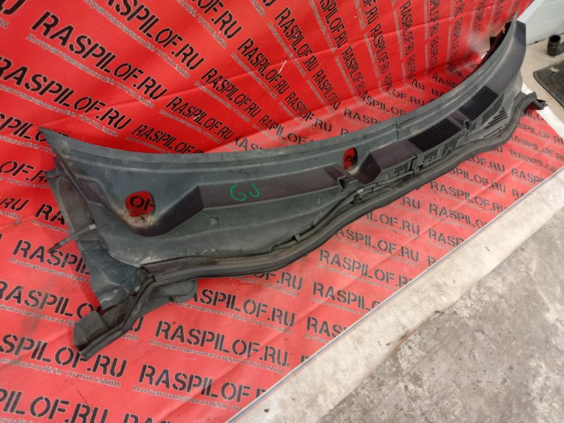 Решетка под дворники ( жабо) Mazda Atenza GJ5FP PY 2013