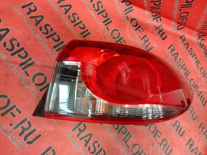 Фонарь стоп-сигнала Mazda Atenza GJ5FP PY 2013 правый