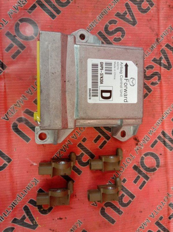 Блок управления air bag Mazda Atenza GJ5FP PY 2013