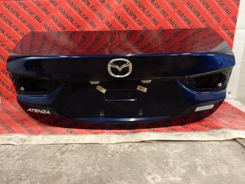 Крышка багажника Mazda Atenza GJ5FP PY 2013
