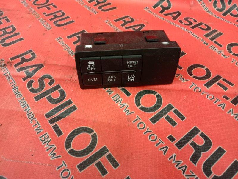 Кнопка Mazda Atenza GJ5FP PY 2013