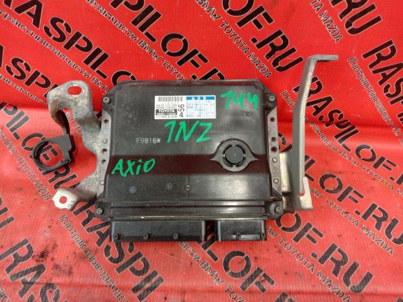Блок управления двигателем Toyota Corolla Axio NZE144 1NZ-FE 2009