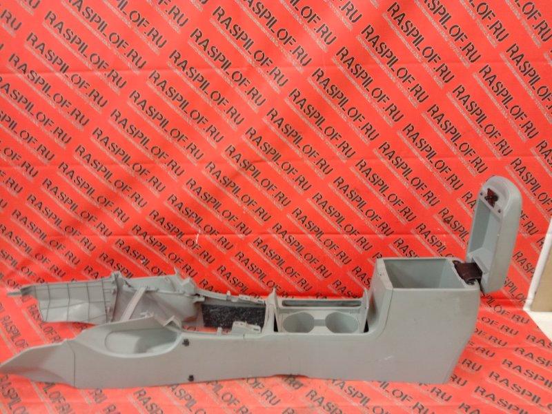 Подлокотник Toyota Corolla Axio NZE144 1NZ-FE 2009