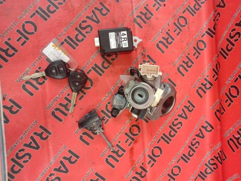 Замок зажигания Toyota Corolla Axio NZE144 1NZ-FE 2009