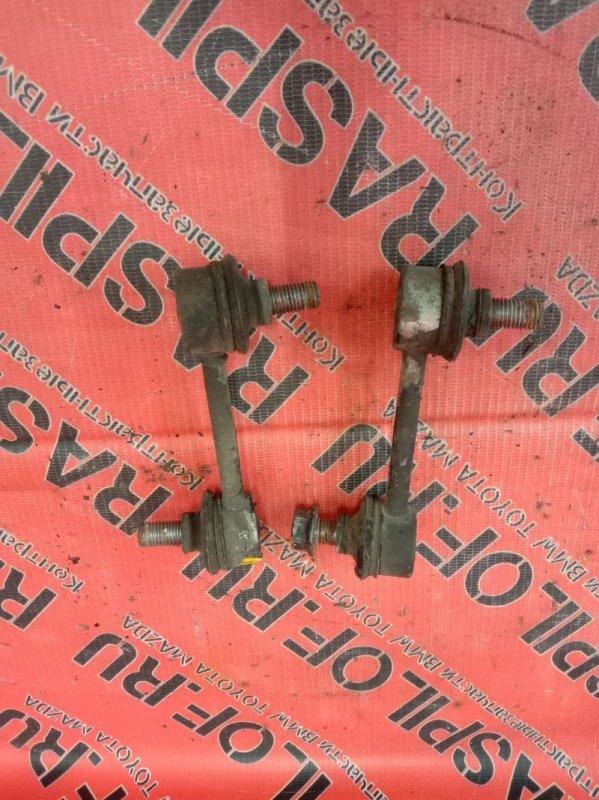 Линк стабилизатора Toyota Corolla Axio NZE144 1NZ-FE 2009 задний
