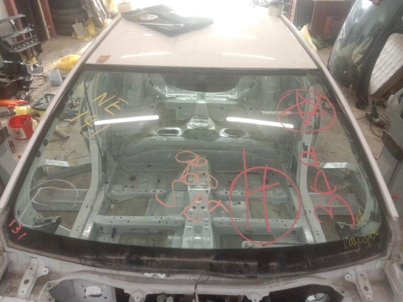 Стекло лобовое Toyota Corolla Axio NZE144 1NZ-FE 2009