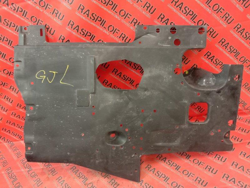 Защита двс Mazda Atenza GJ5FP PY 2013 левая