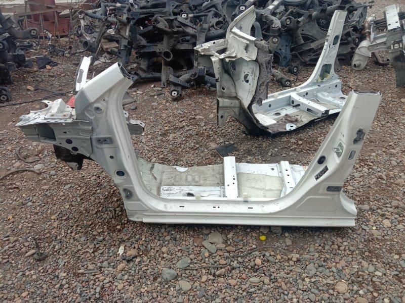 Порог Toyota Corolla Axio NZE144 1NZ-FE 2009 передний левый