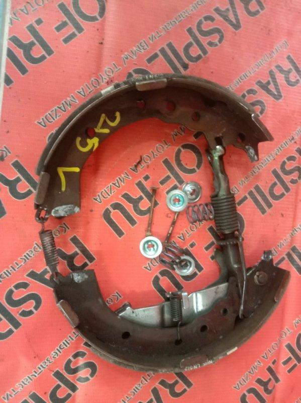 Механизм ручника Toyota Corona Premio ST215 3S-FE 2001 левый