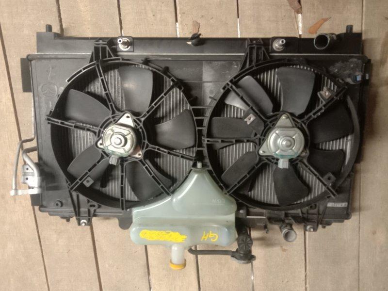 Радиатор двигателя Mazda Atenza GHEFP L5-VE 2008