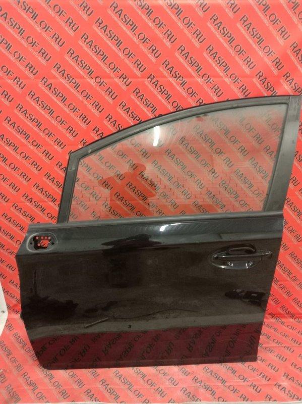 Дверь боковая Toyota Wish ZGE20 2ZR-FAE 2010 передняя левая