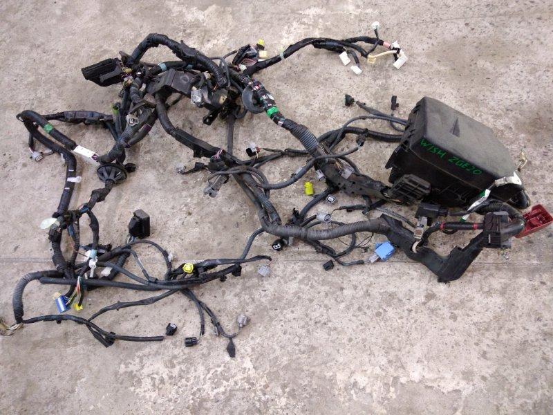 Блок реле и предохранителей Toyota Wish ZGE20 2ZR-FAE 2010