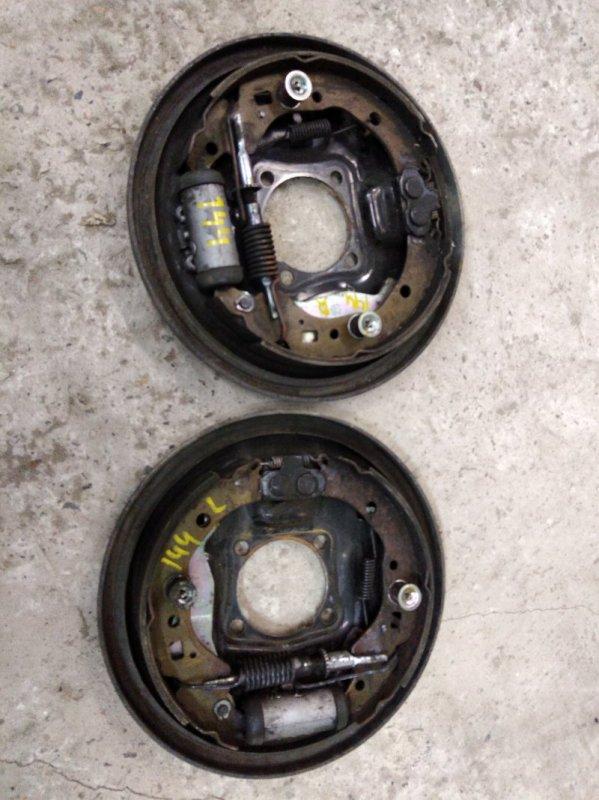 Механизм ручника Toyota Corolla Fielder NZE144 1NZ-FE 2009