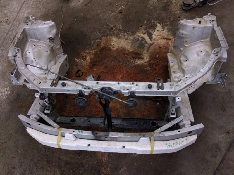 Рамка радиатора Toyota Corolla Fielder NZE144 1NZ-FE 2009