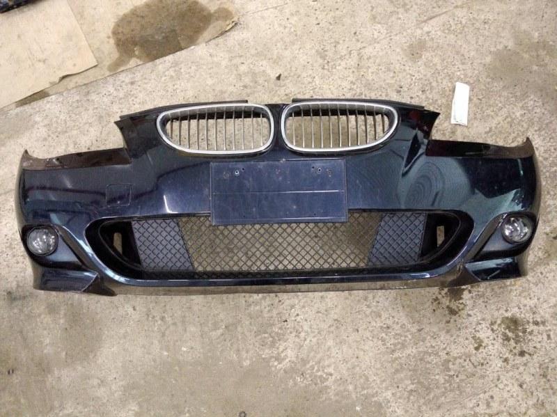 Бампер Bmw 5-Series E60 N52B25 2009 передний
