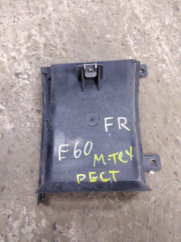 Воздухозаборник Bmw 5-Series E60 N52B25 2009 передний правый