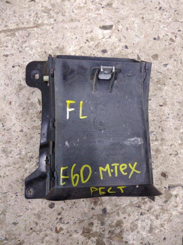 Воздухозаборник Bmw 5-Series E60 N52B25 2009 передний левый