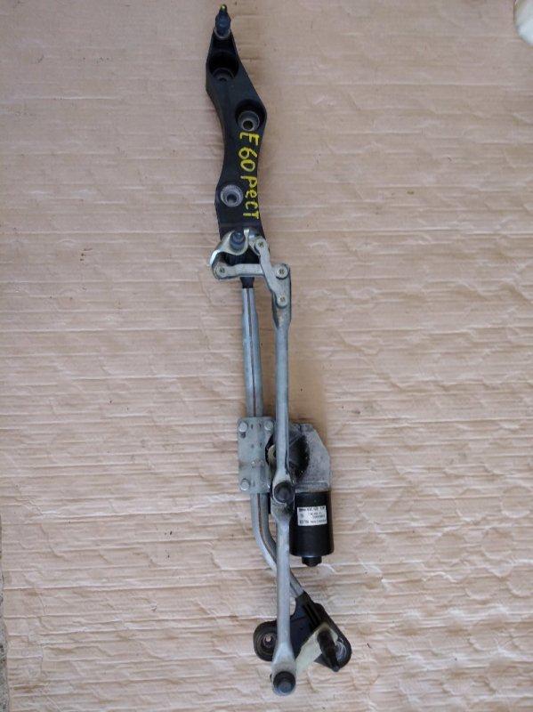 Трапеция дворников Bmw 5-Series E60 N52B25 2009