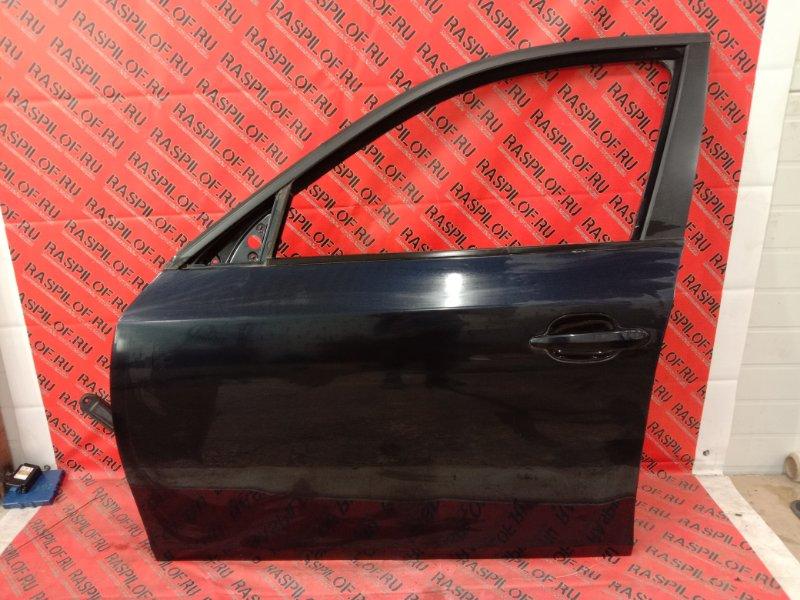Дверь боковая Bmw 5-Series E60 N52B25 2009 передняя левая