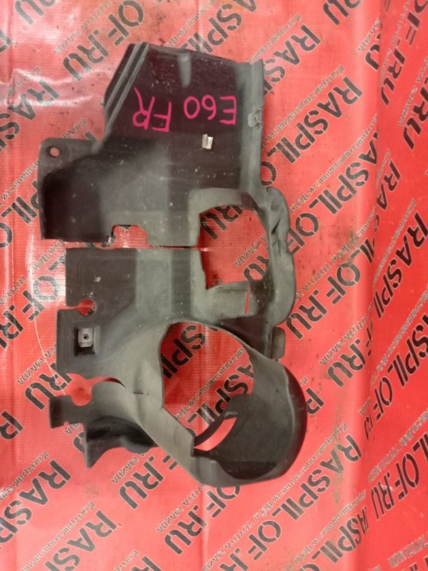 Пластиковая защита Bmw 5-Series E60 N52B25 2009